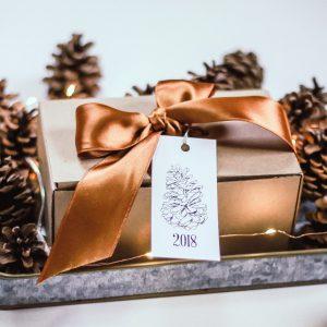 GreenWay Gift Box Mini szójagyertya gyertya szója viasz