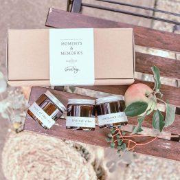 greenway szója gyertya szójagyertya vegan vegán budapest box