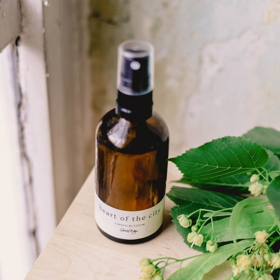 szobaillatosító spray hársfavirág illat